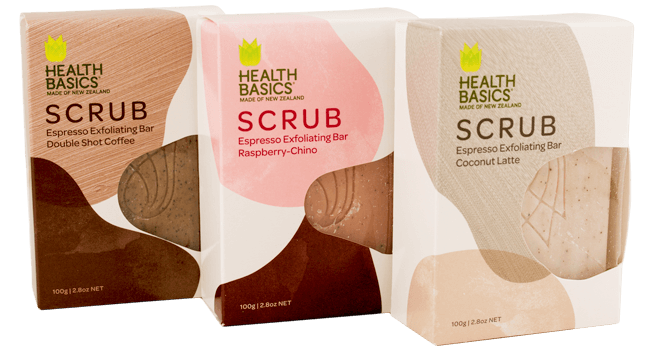 Health Basics Scrub